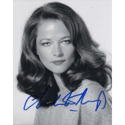 Charlotte Rampling authentic genuine signed autograph photo COA