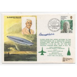 WW2 Barnes Wallis Dam Buster genuine authentic signed autograph FDC COA
