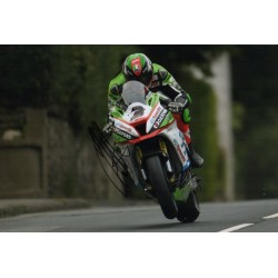 James Hillier Superbikes TT IOM authentic signed genuine autograph photo 2