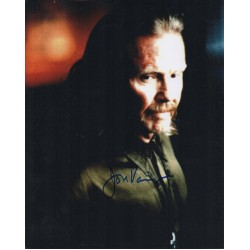 Jon Voight authentic genuine signed autograph photo COA UACC AFTAL