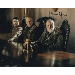 Julian Glover Game of Thrones authentic genuine signed autograph photo COA