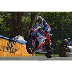 Peter Hickman Superbikes TT authentic signed autograph photo UACC
