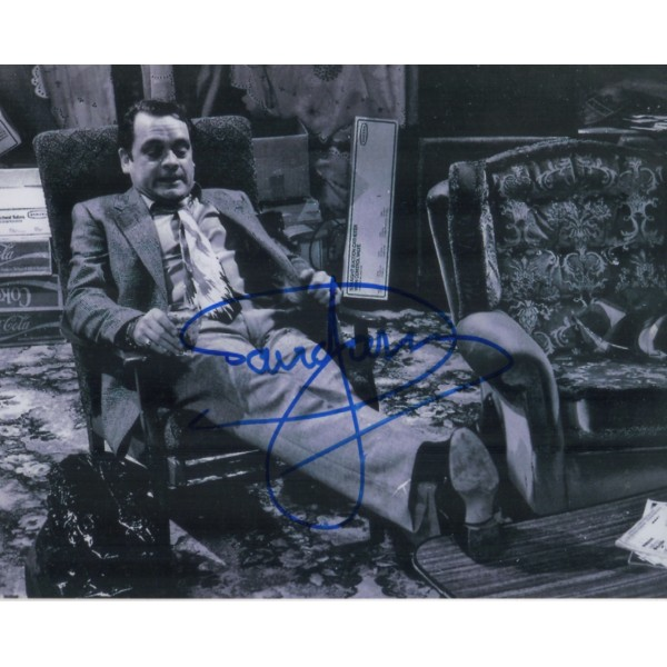 David Jason, Only Fools Horses signed genuine authentic autograph photo