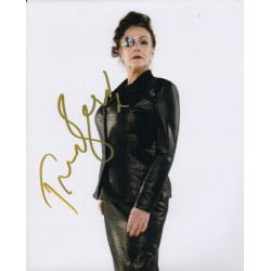 Frances Barber Dr Who signed authentic genuine autograph photo