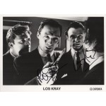 Gary Martin Kemp The Kray Twins authentic genuine signed autograph photo