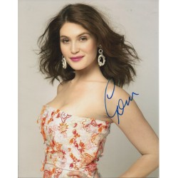 Gemma Arterton sexy authentic genuine signed autograph photo COA 2