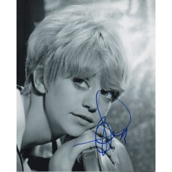 Goldie Hawn genuine signed authentic autograph photo COA UACC AFTAL