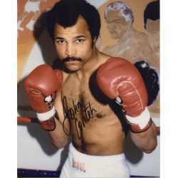 John Conteh Boxing signed original genuine autograph authentic photo