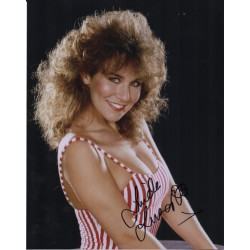 Linda Lusardi sexy signed authentic autograph photo COA UACC