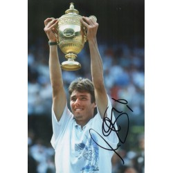 Michael Stich Tennis Wimbledon signed original autograph authentic photo