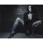 Neve Campbell sexy authentic genuine signed autograph photo COA UACC