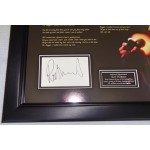 Rod Stewart Maggie May music authentic signed genuine signature display