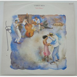 Chris Rea Lets Dance genuine authentic autograph signature signed album
