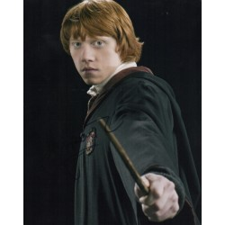 Rupert Grint Harry Potter genuine signed authentic autograph photo