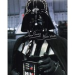 Dave Prowse Darth Vader Star Wars signed genuine signature photo RACC