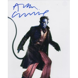 Alan Cumming nightcrawler authentic signed autograph photo COA UACC AFTAL