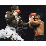 Johnny Nelson Boxing genuine signed authentic signature photo