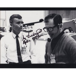 Apollo 13 Sy Liebergot authentic signed autograph photo COA