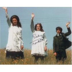 Sally Thomsett Railway Children authentic genuine signed photo AFTAL UACC