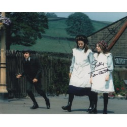 Sally Thomsett Railway Children authentic genuine signature signed photo COA AFTAL