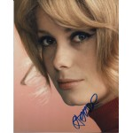Catherine Deneuve authentic signed genuine autograph signature photo