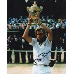Bjorn Borg Tennis Wimbledon genuine signed authentic signature photo