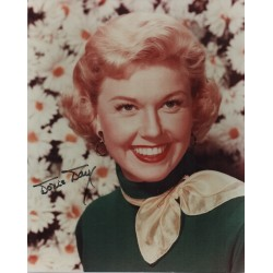 Doris Day authentic signed genuine autograph signature photo