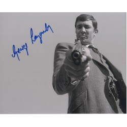 George Lazenby James Bond genuine signed authentic autograph photo 4
