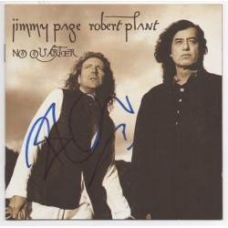 Robert Plant music authentic signed genuine signature autograph CD COA
