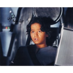 Star Wars Daniel Logan Boba Fett signed authentic autograph genuine photo 3