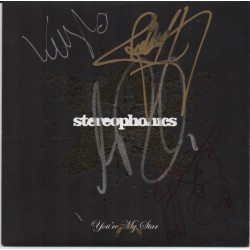 Stereophonics Kelly Jones music authentic signed genuine signature autograph vinyl