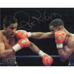 Steve Robinson Boxing genuine authentic signed autograph photo COA