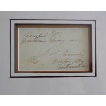 Robert Peel Police PM signed authentic autograph photo display 2