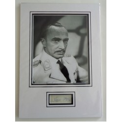 Conrad Veidt genuine authentic autograph signature and photo COA