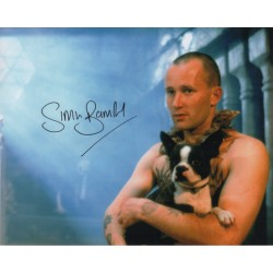 Simon Bamford Nightbreed genuine signed autograph photo COA UACC
