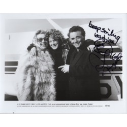 Emily Lloyd signed authentic genuine signature signed photo