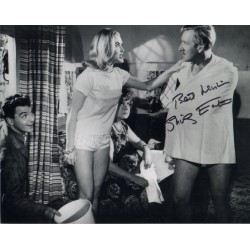 Shirley Eaton authentic signed genuine autograph signature photo