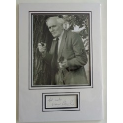 Desmond Llewelyn  James Bond authentic signed genuine autograph photo display