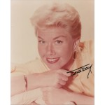 Doris Day genuine authentic autograph signature signed photo COA