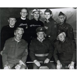 Frank Williams Dads Army genuine authentic signed autograph photo 7