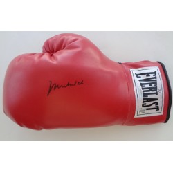 Muhammad Ali boxing glove Steiner OA  Authentic genuine signed autograph