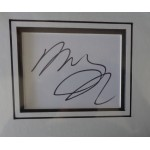Neil Young Music signed authentic genuine signature autograph display
