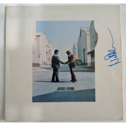 Pink Floyd Nick Mason signed authentic genuine signature album UACC AFTAL