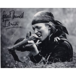 Sharpe Paul Trussell genuine authentic signed autograph photo