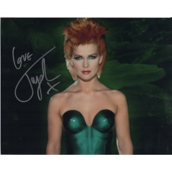 Toyah Wilcox music Punk genuine signed authentic autograph photo