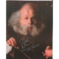Warwick Davis Harry Potter genuine signed authentic autograph photo 3