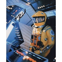 2001 Space Odyssey Gary Lockwood genuine signed authentic signature photo