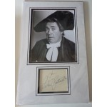 Peter Butterworth Carry On signed genuine signature autograph display COA