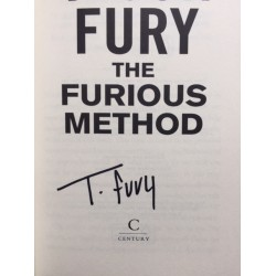 Tyson Fury Boxing genuine authentic signed autograph Book COA UACC