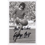George Best Man United football genuine authentic signed autograph photo
